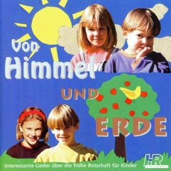 CD mit Kinderliedern, einzelne MP3s mit christlichen Kinderlieder erhältlich
