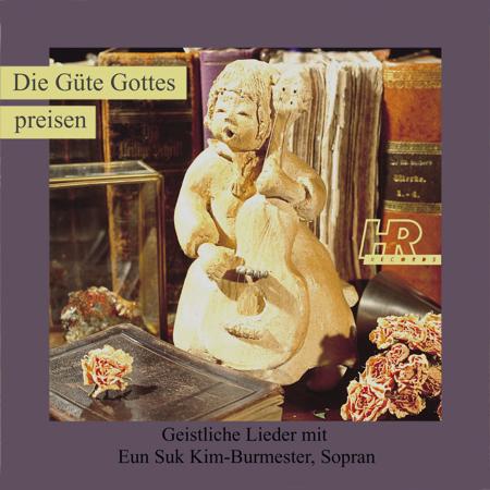 CD mit christlicher Musik